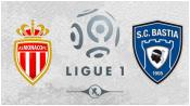 Монако 3 - 0 Бастия (13 марта 2015). Обзор матча