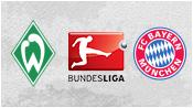 Вердер 0 - 4 Бавария (14 марта 2015). 2-й тайм