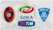 Кальяри 1 - 1 Эмполи (14 марта 2015). Обзор матча