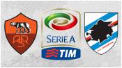 Рома 0 - 2 Сампдория (16 марта 2015). 1-й тайм