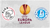 Аякс 2 - 1 Днепр (19 марта 2015). 2-й тайм