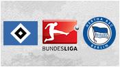 Гамбург 0 - 1 Герта (20 марта 2015). 2-й тайм