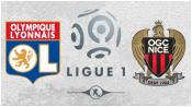 Лион 1 - 2 Ницца (21 марта 2015). 2-й тайм