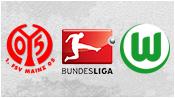 Майнц 05 1 - 1 Вольфсбург (22 марта 2015). Обзор матча