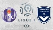 Тулуза 2 - 1 Бордо (21 марта 2015). 2-й тайм