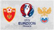 Черногория 0 - 0 Россия (27 марта 2015). Обзор матча