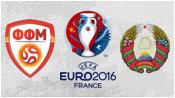 Македония 1 - 2 Беларусь (27 марта 2015). Обзор матча