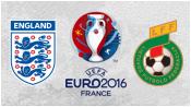 Англия 4 - 0 Литва (27 марта 2015). 1-й тайм
