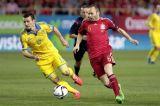 Испания скромно обыграла Украину