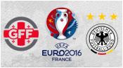 Грузия 0 - 2 Германия (29 марта 2015). Обзор матча