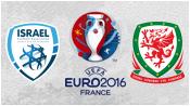 Израиль 0 - 3 Уэльс (28 марта 2015). 1-й тайм