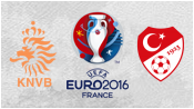 Нидерланды 1 - 1 Турция (28 марта 2015). Обзор матча