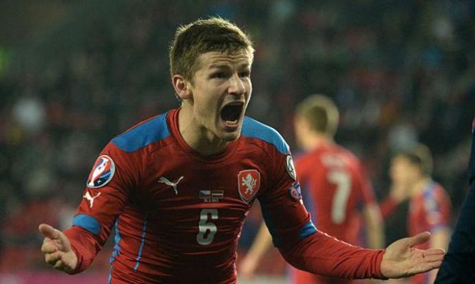 Чехия не смогла обыграть Латвию