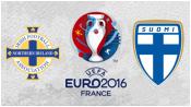 Северная Ирландия 2 - 1 Финляндия (29 марта 2015). 2-й тайм