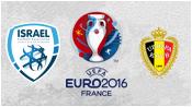 Израиль 0 - 1 Бельгия (31 марта 2015). Обзор матча