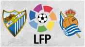 Малага 1 - 1 Реал Сосьедад ( 4 апреля 2015). Обзор матча