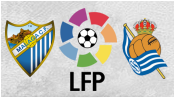 Малага 1 - 1 Реал Сосьедад ( 4 апреля 2015). 2-й тайм