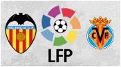 Валенсия 0 - 0 Вильярреал ( 5 апреля 2015). 2-й тайм