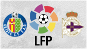 Хетафе 2 - 1 Депортиво ( 5 апреля 2015). 2-й тайм