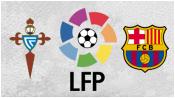 Сельта 0 - 1 Барселона ( 5 апреля 2015). 2-й тайм
