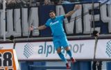 Зенит в принципиальном матче одолел ЦСКА