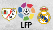 Райо Вальекано 0 - 2 Реал Мадрид ( 8 апреля 2015). 1-й тайм