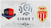 Кан 0 - 3 Монако (10 апреля 2015). 2-й тайм