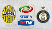 Верона 0 - 3 Интер (11 апреля 2015). 1-й тайм