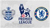 КПР 0 - 1 Челси (12 апреля 2015). 1-й тайм