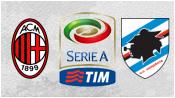 Милан 1 - 1 Сампдория (12 апреля 2015). Обзор матча