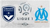 Бордо 1 - 0 Марсель (12 апреля 2015). 1-й тайм
