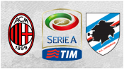 Милан 1 - 1 Сампдория (12 апреля 2015). 1-й тайм