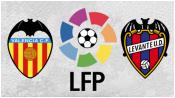 Валенсия 3 - 0 Леванте (13 апреля 2015). Обзор матча