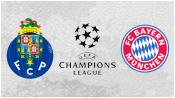 Порту 3 - 1 Бавария (15 апреля 2015). 2-й тайм