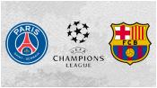 ПСЖ 1 - 3 Барселона (15 апреля 2015). 1-й тайм