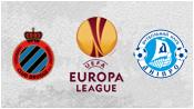 Брюгге 0 - 0 Днепр (16 апреля 2015). 2-й тайм