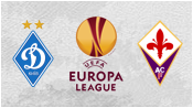 Динамо Киев 1 - 1 Фиорентина (16 апреля 2015). Обзор матча