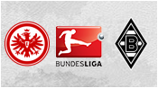 Айнтрахт Франкфурт 0 - 0 Боруссия М (17 апреля 2015). 2-й тайм