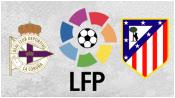 Депортиво 1 - 2 Атлетико М (18 апреля 2015). 1-й тайм