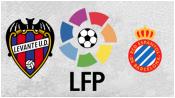 Леванте 2 - 2 Эспаньол (17 апреля 2015). 1-й тайм