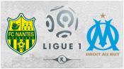 Нант 1 - 0 Марсель (17 апреля 2015). 1-й тайм