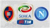 Кальяри 0 - 3 Наполи (19 апреля 2015). 2-й тайм
