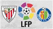 Атлетик Бильбао 4 - 0 Хетафе (18 апреля 2015). 1-й тайм