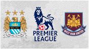Манчестер Сити 2 - 0 Вест Хэм (19 апреля 2015). 1-й тайм