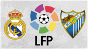 Реал Мадрид 3 - 1 Малага (18 апреля 2015). 1-й тайм