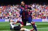 Барселона одержала непростую победу над Валенсией