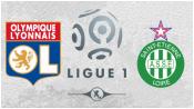 Лион 2 - 2 Сент-Этьен (19 апреля 2015). Обзор матча