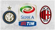 Интер 0 - 0 Милан (19 апреля 2015). 1-й тайм