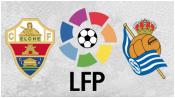Эльче 1 - 0 Реал Сосьедад (20 апреля 2015). 2-й тайм