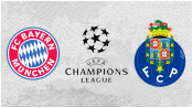 Бавария 6 - 1 Порту (21 апреля 2015). Обзор матча